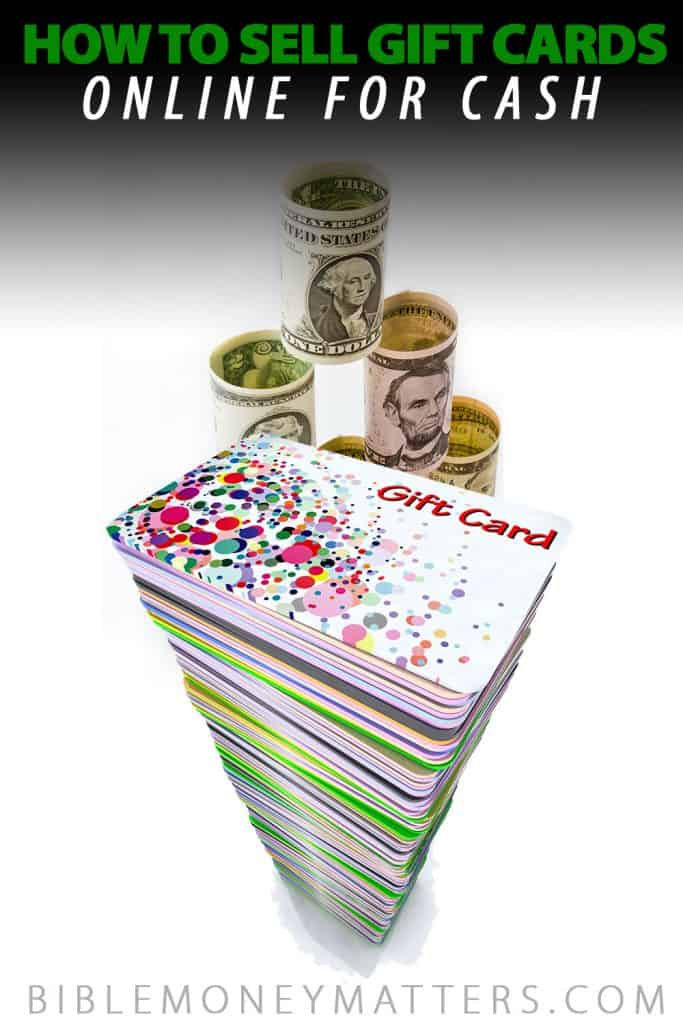 sell gift cards near me