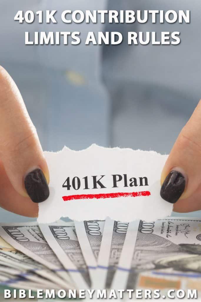 Limiti di contributo 401k