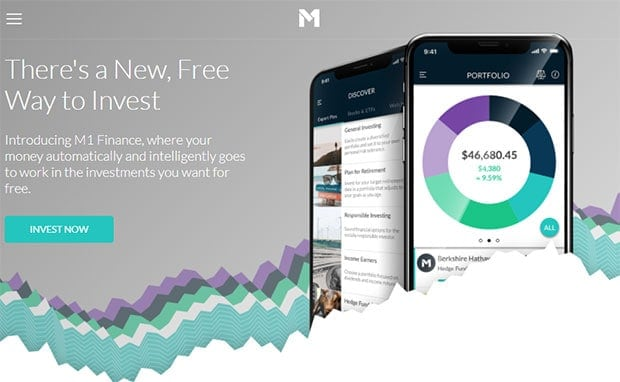 Get free stock with M1 Finance