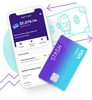 Stash online banking