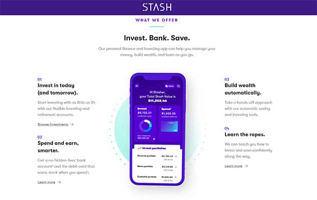 Stash Invest Review