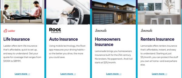 SoFi Protect - Insurance