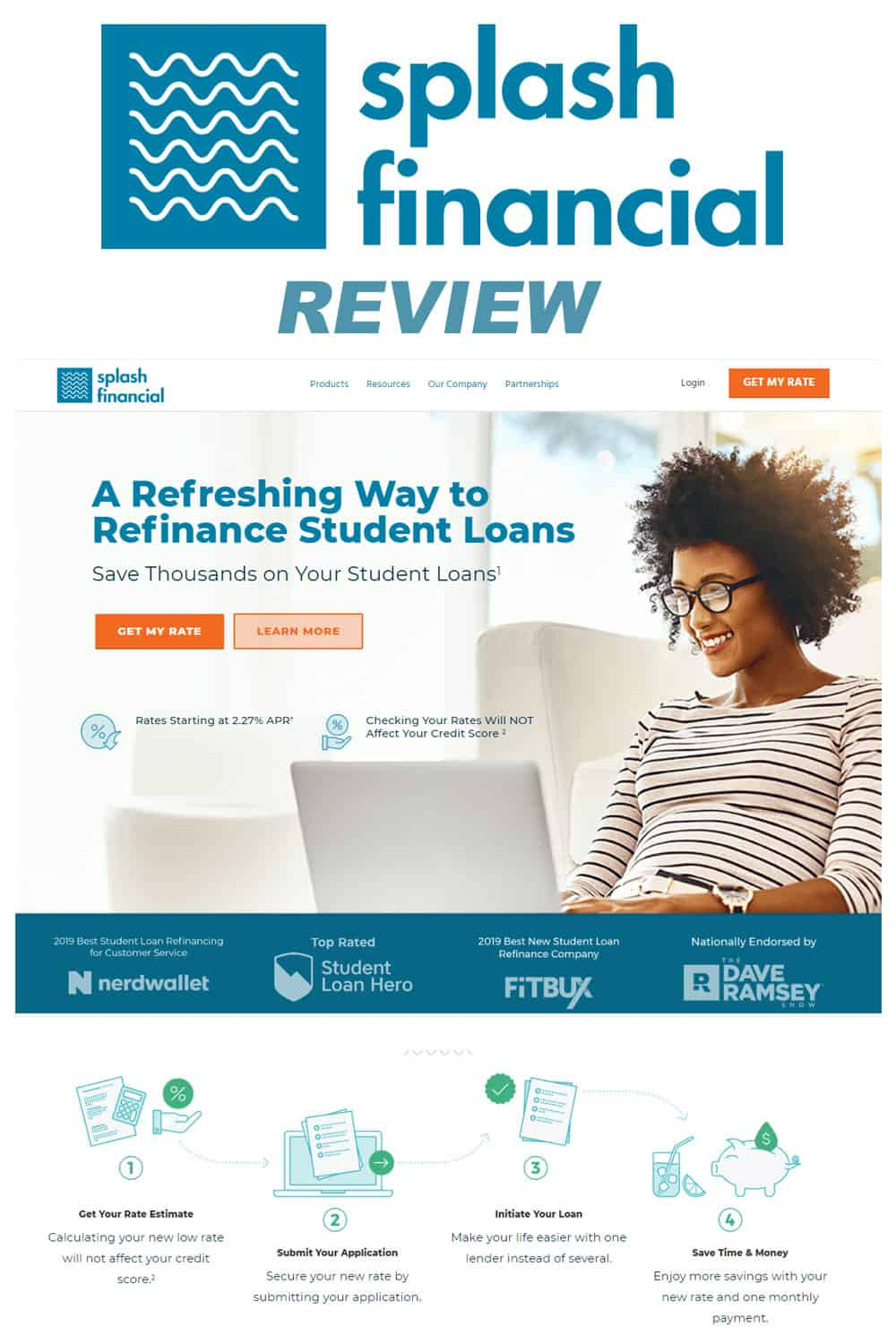 Splash Financial Review: Consolidate And Refinance Student Loans