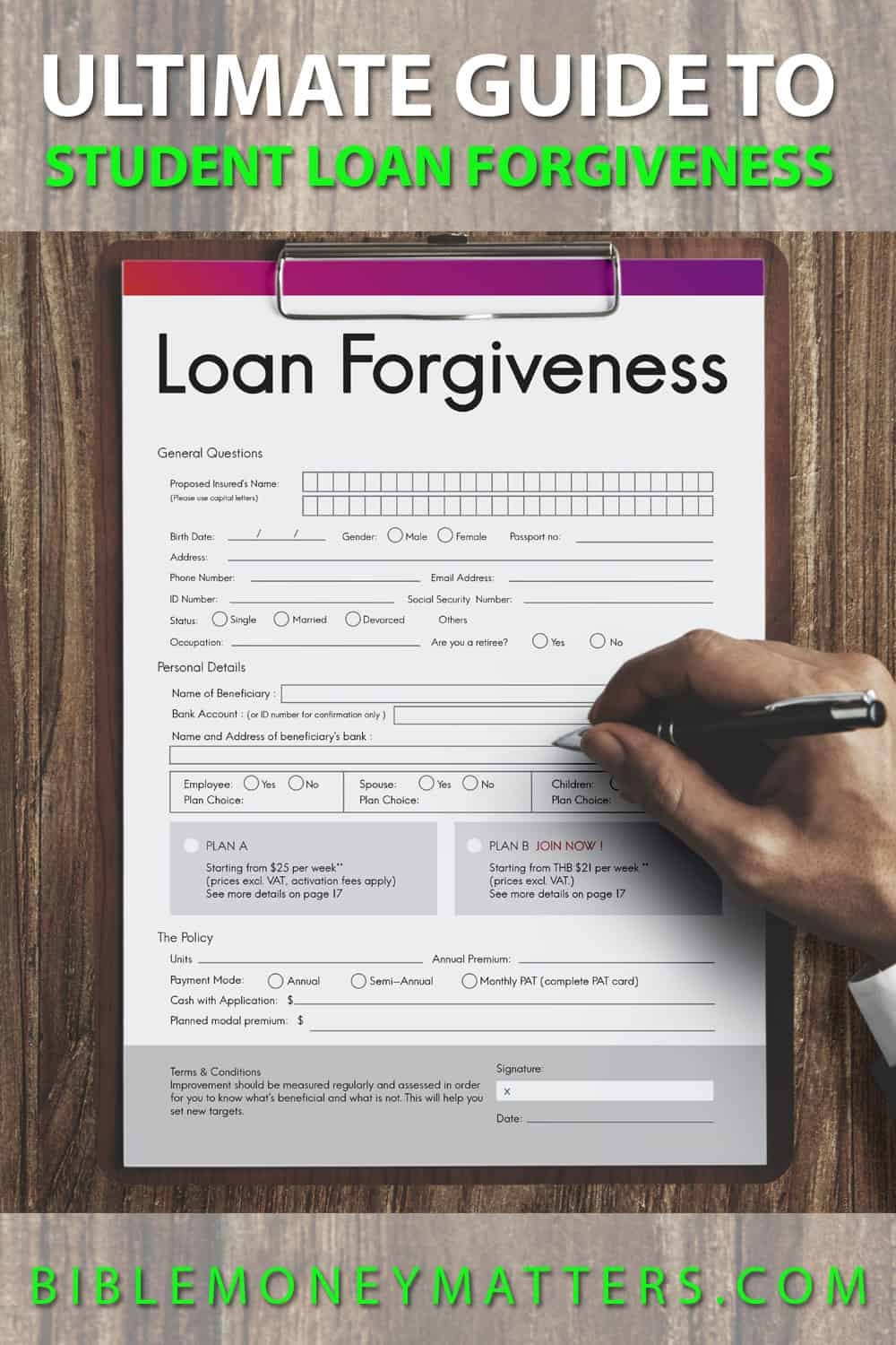 Ultimate Guide To Student Loan Forgiveness: Programs To Discharge Debt