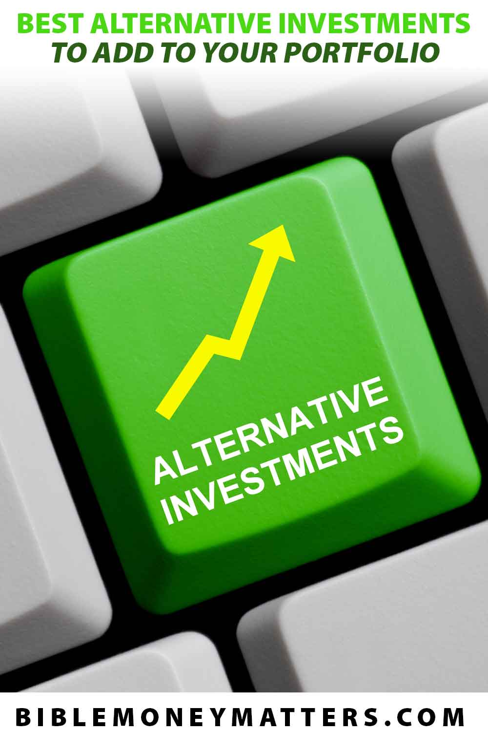 Best Alternative Investments To Add To Your Portfolio