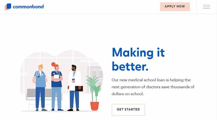 CommonBond Medical School Loans