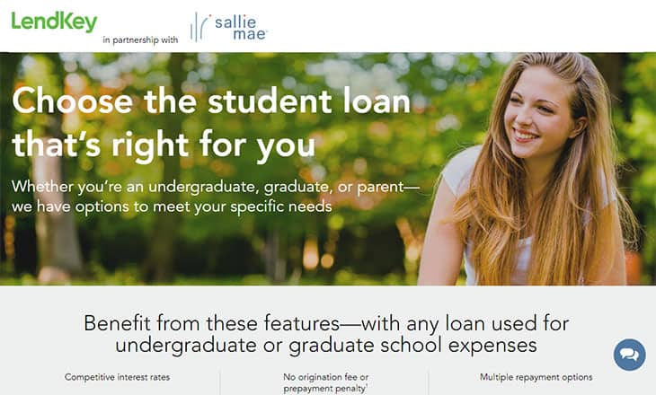 Apply For A Student Loan With LendKey