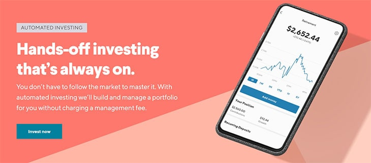 SoFi Invest Automated Investing