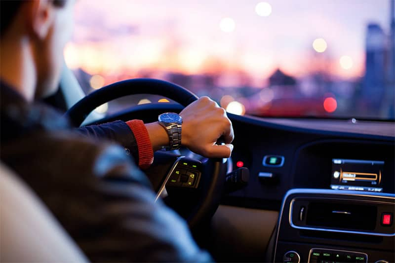 Be a rideshare driver to make extra money