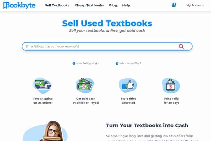 Bookbyte cheap textbooks