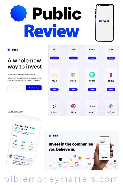 Public App Review