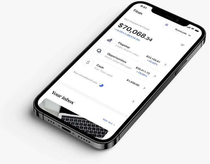 Titan invest app