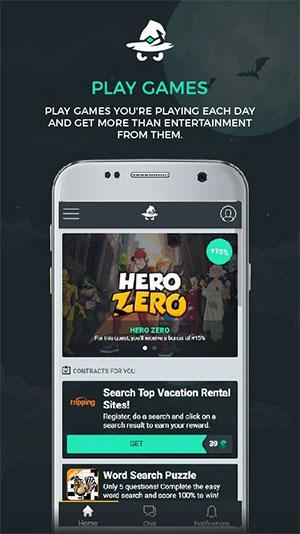 Gamehag - make money playing mobile games