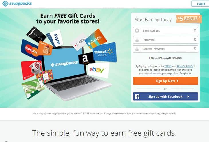 Swagbucks Free money app