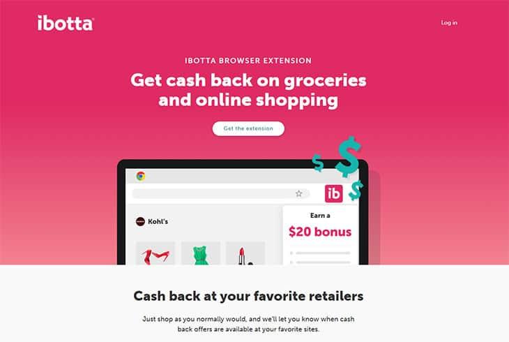 free money app Ibotta