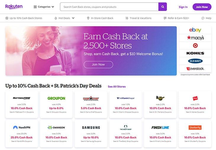 Rakuten free money app