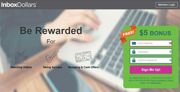 free money apps Inbox Dollars