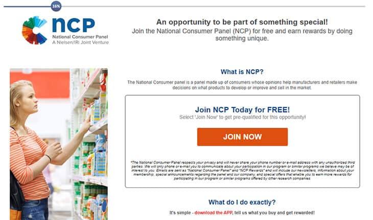 Nielsen Computer & Mobile Panel free money app