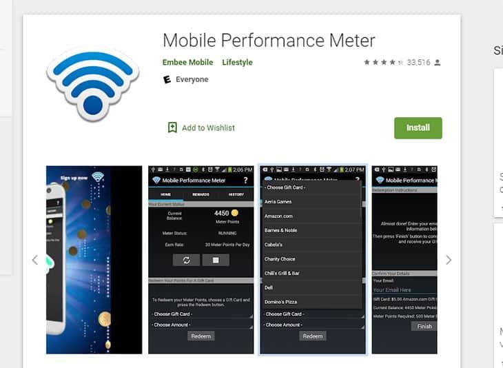 Embee Meter free money app