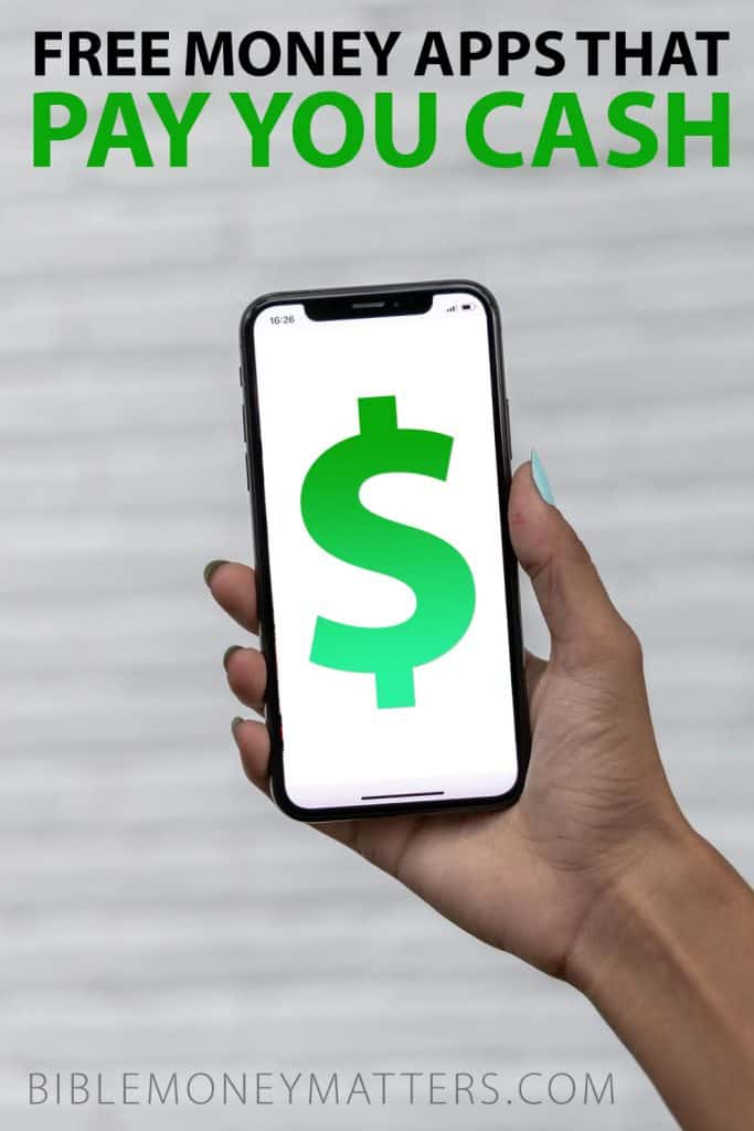 free money apps that pay cash