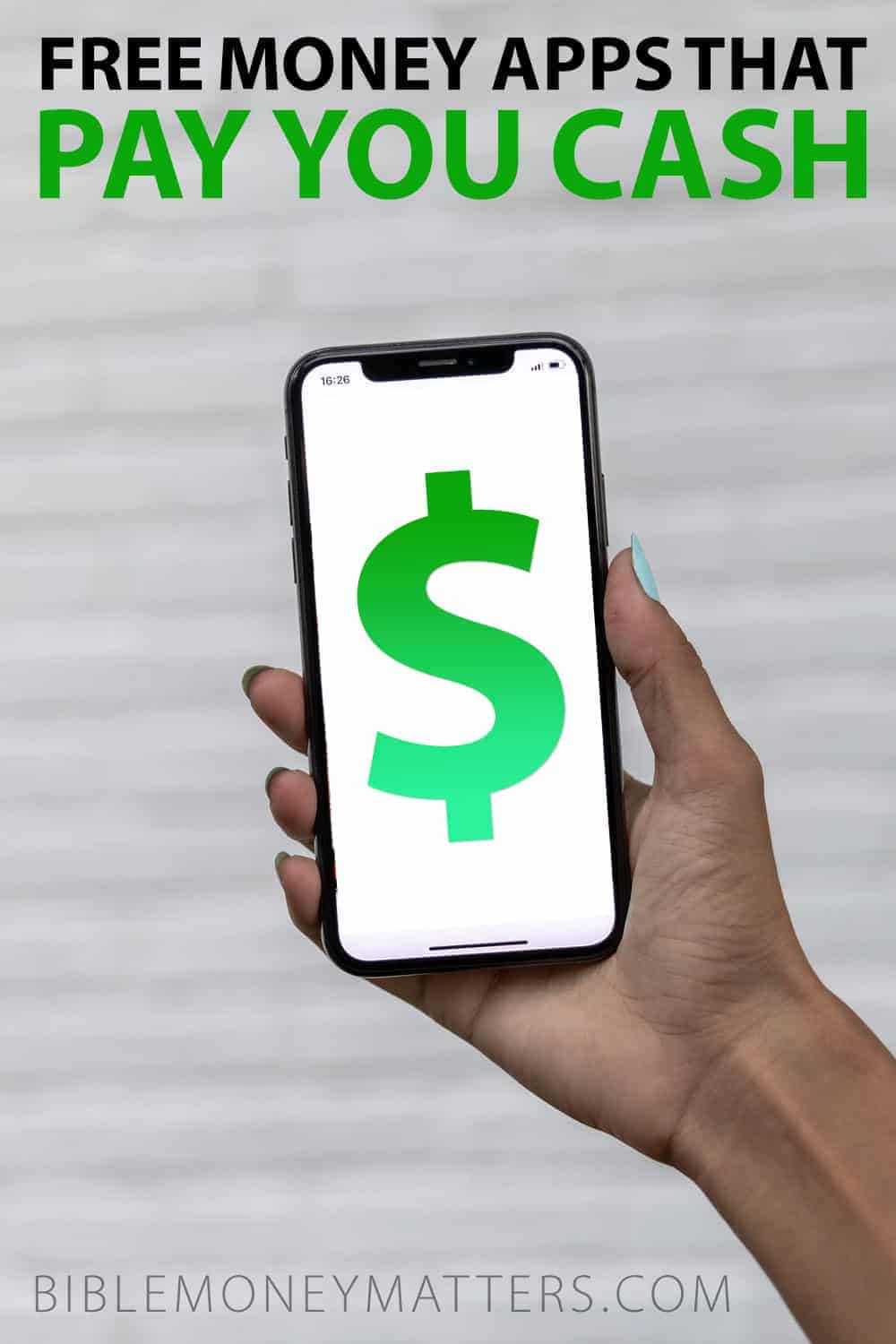 23 Free Money Apps That Pay You Cash