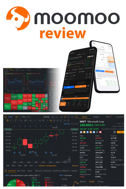 Moomoo App Review: Free Stock Market App And Trading Platform (Earn Free Stocks)