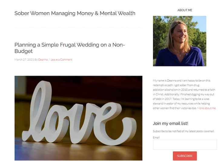 Recovering Women Wealth