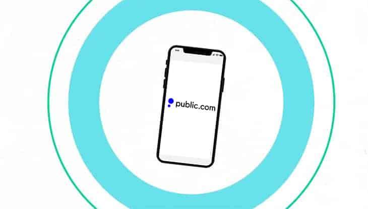 Public investing app
