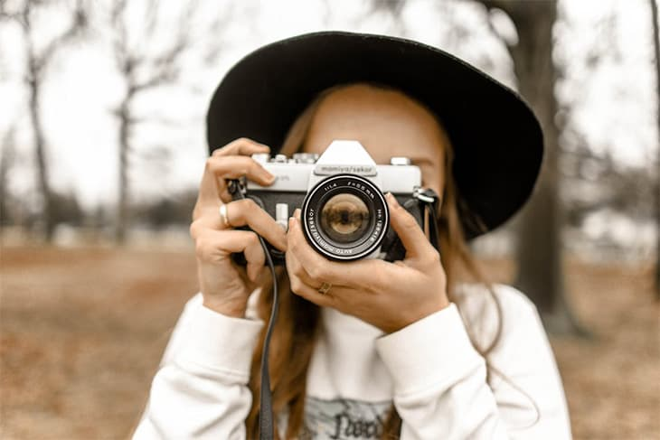Good side hustles from home - photographer