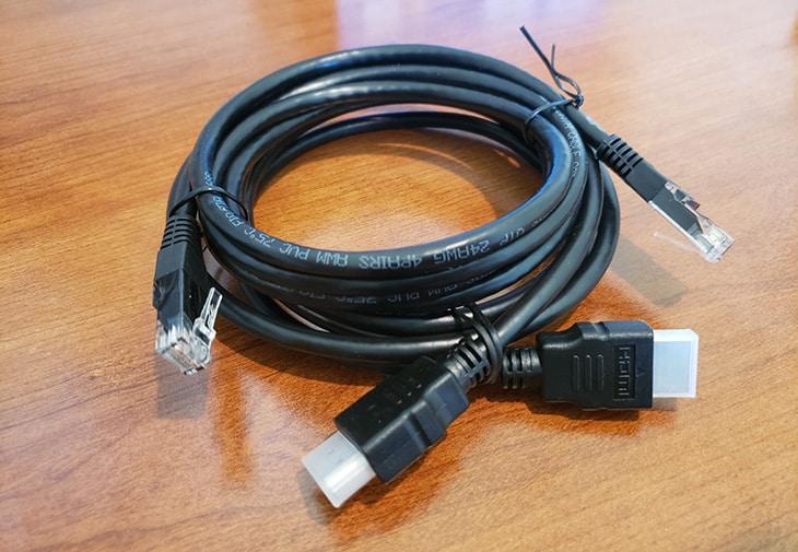Tablo Dual HDMI DVR cables