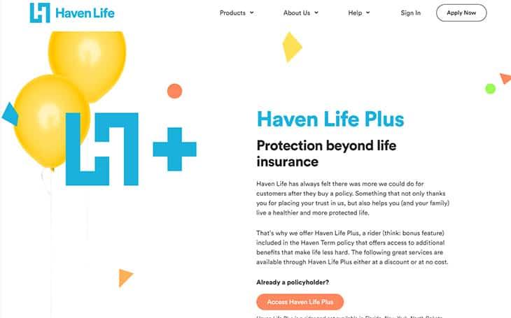 Haven Life Plus